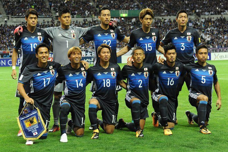 日本代表、サウジ戦は大迫と三浦...