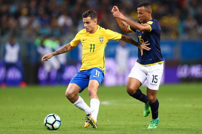 リヴァプールのブラジル代表MFコウチーニョ
