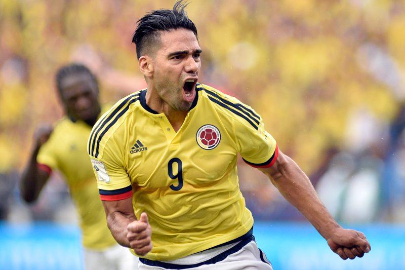 コロンビア、首位突破ブラジルとドロー…ファルカオ同点弾で勝ち点1獲得