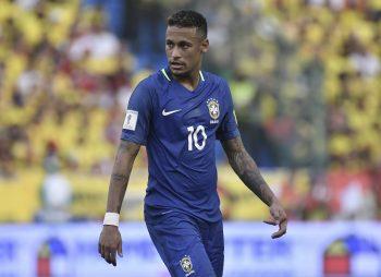 PSG所属のブラジル代表FWネイマール