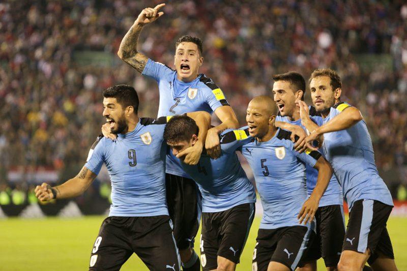 ウルグアイが南米予選2位浮上…敵地でパラグアイ撃破、5戦ぶり勝利