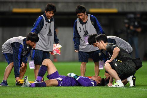 鳥栖が発表、GK権田修一が無事に退院…仙台戦で負傷、救急搬送