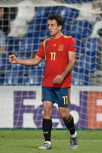 ミケル・オヤルサバル(スペイン代表)のプロフィール画像