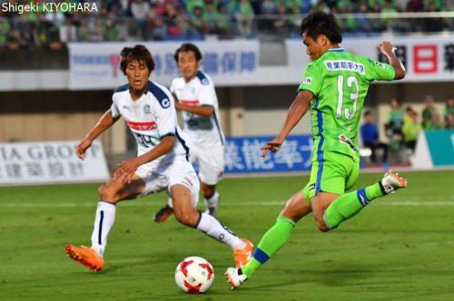 20171007 Shonan vs Mito Kiyohara20
