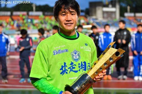 20171029 J2 Shonan vs Okayama Kiyohara10