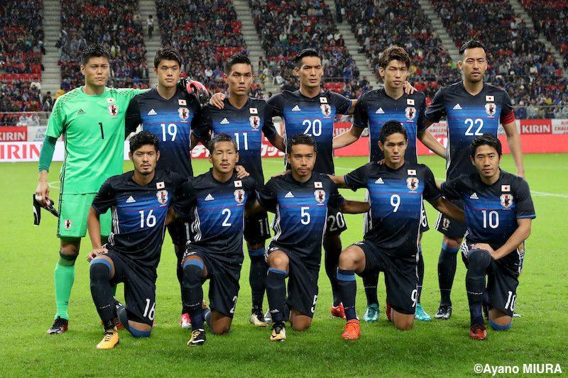 日本代表、ハイチ戦は当日券を販売…10日に日産スタジアムで対戦