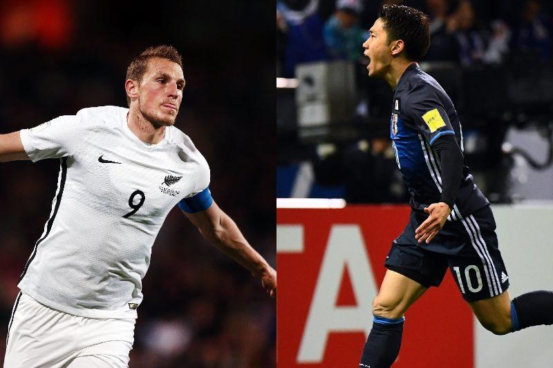 日本vsニュージーランド戦のチケ...