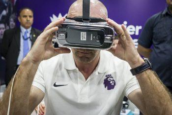 VR プレミアリーグ