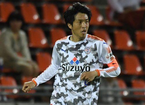 清水、32歳MF杉山浩太の現役引退発表…ホーム最終戦でセレモニー開催
