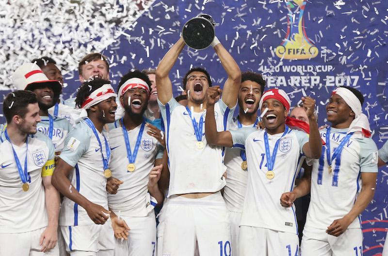 U-20イングランド代表