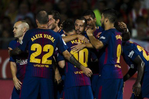 ●独立投票に揺れるバルセロナ、7連勝なるか…ラス・パルマス戦へ18名招集