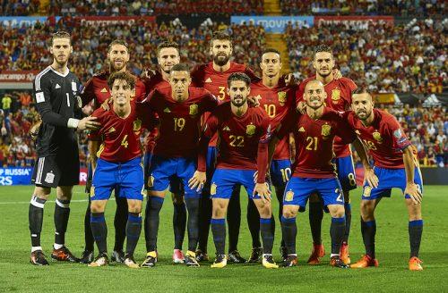 ●現地ファンが選ぶスペイン代表のW杯メンバー23名は? あのFWもリスト入り