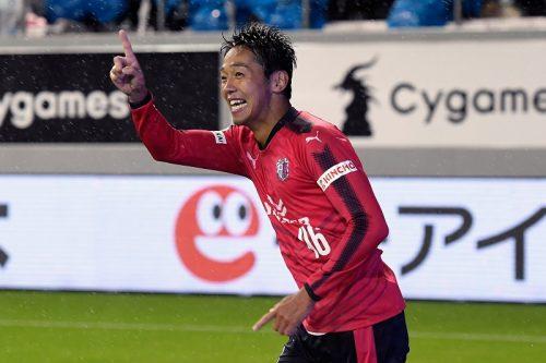 C大阪、13試合ぶり先発の清武が決勝点! 杉本も美技から豪快な一発