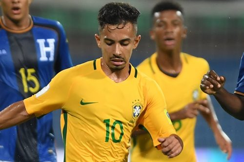 ●レアル、再びブラジルの逸材に触手…パルメイラスのアラン獲得を熱望