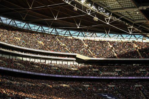 ●トッテナムvsリヴァプール、入場者数「80,827人」でプレミア最多観客数を更新