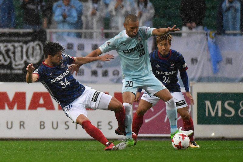 ジュビロ磐田と横浜F・マリノス