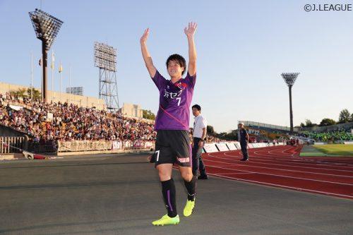 【ライターコラムfrom京都】田村亮介、勝利を呼び込む決勝点…「チャンスをモノにする」強い気持ちが実を結ぶ