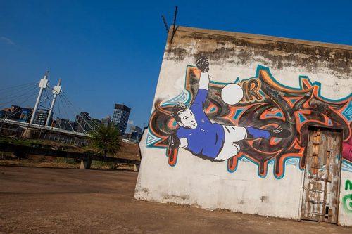 Joburg mural