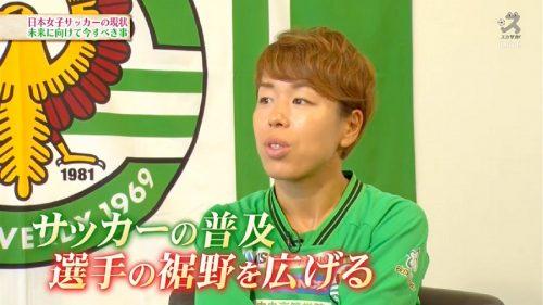 【スカサカ!ライブ】日本女子サッカー再興のために…岩清水梓「代表の活躍が不可欠」
