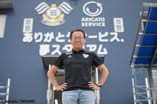 【ロングインタビュー】岡田武史(FC今治)『心が伝わるスタジアム、クラブ、街に』