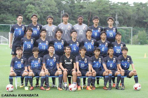 【プレビュー】U-17W杯開幕!強国や新興国が並ぶ。日本の山場はラウンド16か
