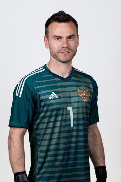 イゴール・アキンフェエフ(ロシア代表)のプロフィール画像
