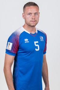 アイスランド代表   サッカーキ...