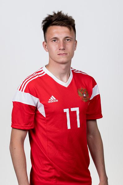 アレクサンドル・ゴロヴィン(ロシア代表)のプロフィール画像