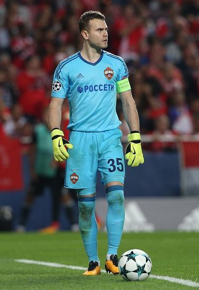 イゴール・アキンフェエフ(CSKAモスクワ)のプロフィール画像