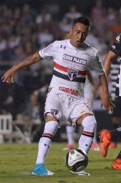 クリスティアン・クエバ(サンパウロ)のプロフィール画像