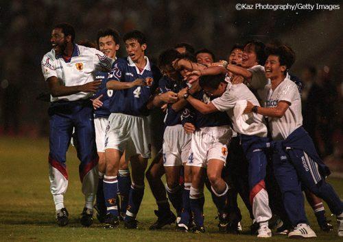 """●【コラム】あれから20年――。日本が6度目のW杯を控えた今、改めてかみしめたい""""歓喜""""に至る航海のことを"""