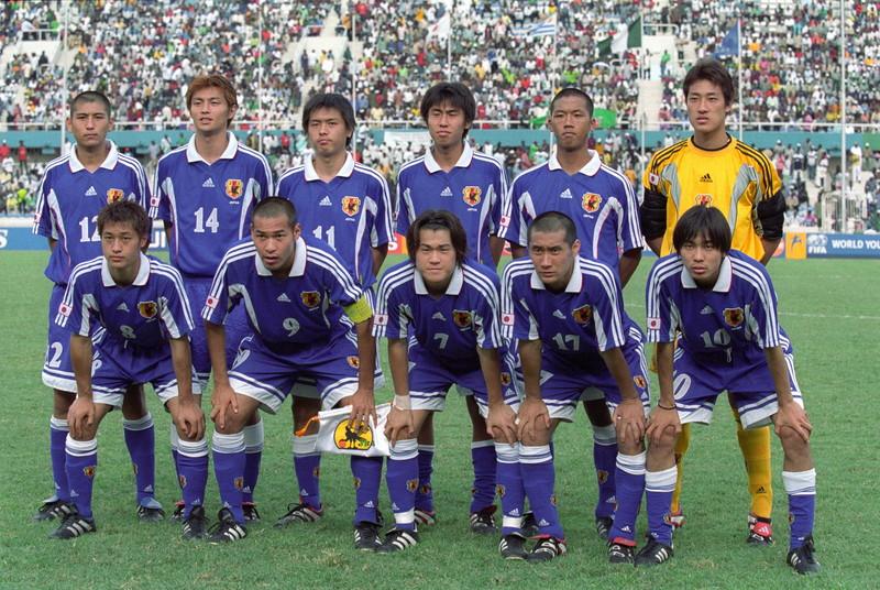 ユニフォーム 代表 サッカー 歴代 日本 サッカー日本代表