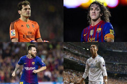 """●UEFAが""""21世紀ベスト11""""を発表! スペインサッカーの強さが際立つ"""