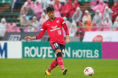 C大阪の山口蛍が右足負傷で全治3週間…E-1選手権出場は困難か