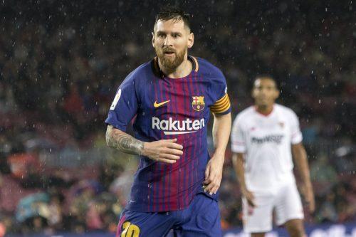 ●メッシがバルセロナで通算600試合出場を達成…クラブ史上3人目の快挙