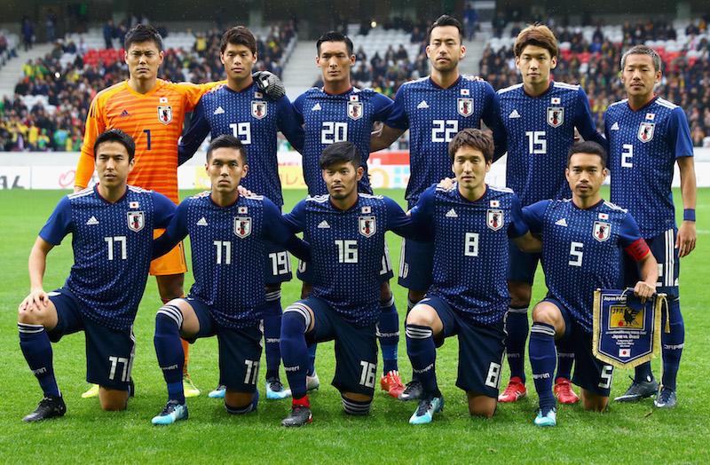 日本代表 新アウェイユニフォームを発表 ~選手初 …