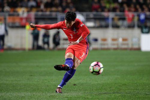 ●韓国代表、ソン・フンミンが圧巻の2ゴール…コロンビア代表を撃破