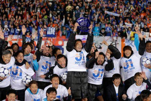 J1初昇格を決めた長崎…「スタジアム収容率」が驚異の100%越え?