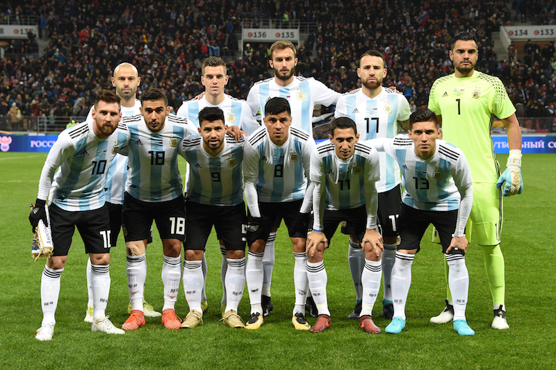 Argentinische Nationalmannschaft