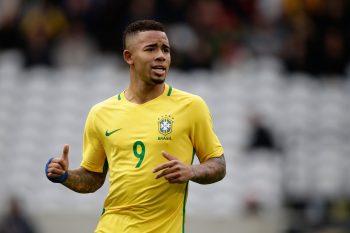 ブラジル代表のG・ジェズス