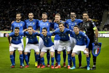 イタリア代表イレブン