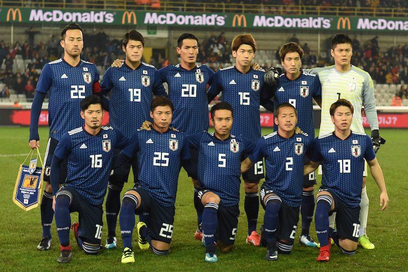 「サッカー日本代表 メンバー」の画像検索結果