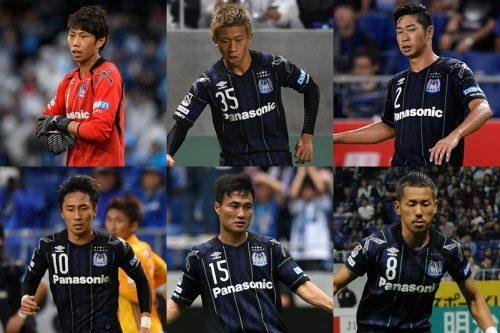 G大阪からは代表に6名選出…初招集の初瀬亮は「全力でアピールする」