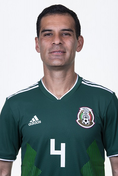 ラファエル・マルケス(メキシコ代表)のプロフィール画像
