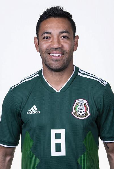 マルコ・ファビアン(メキシコ代表)のプロフィール画像