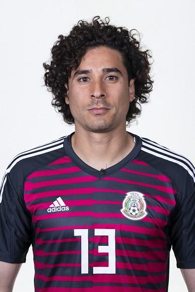 ギジェルモ・オチョア(メキシコ代表)のプロフィール画像