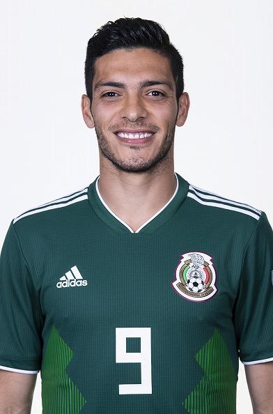 ラウル・ヒメネス(メキシコ代表)のプロフィール画像
