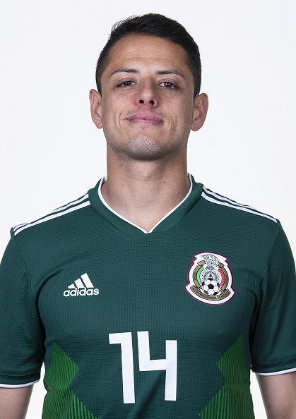 ハビエル・エルナンデス(メキシコ代表)のプロフィール画像