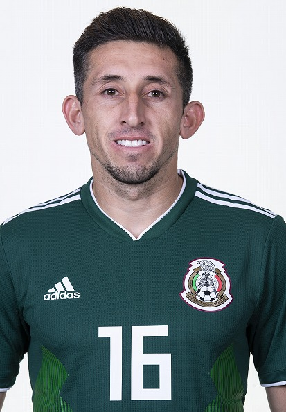 エクトル・エレーラ(メキシコ代表)のプロフィール画像