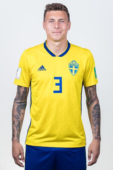 ヴィクトル・リンデロフ(スウェーデン代表)のプロフィール画像